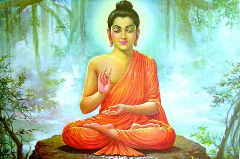 девятый аватар Вишну Будда