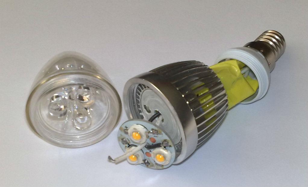 Светодиодная китайская лампа