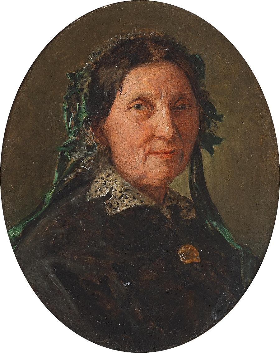 Ferdinand Georg Waldmüller(Wien 1793-1865 Hinterbrühl)