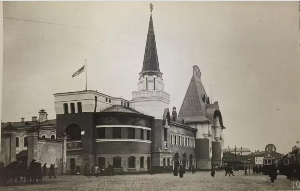 717. Ярославский вокзал