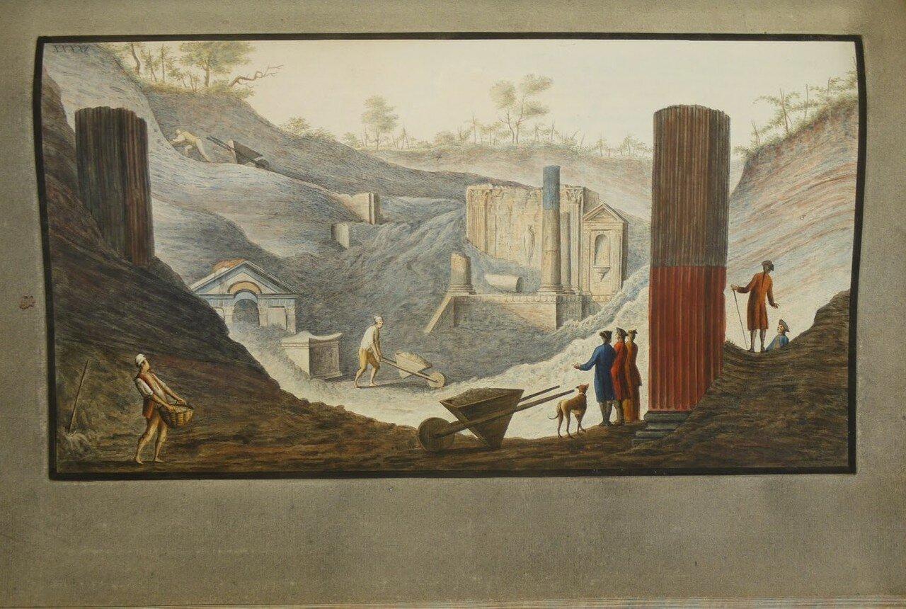 1776. Храм Изиды