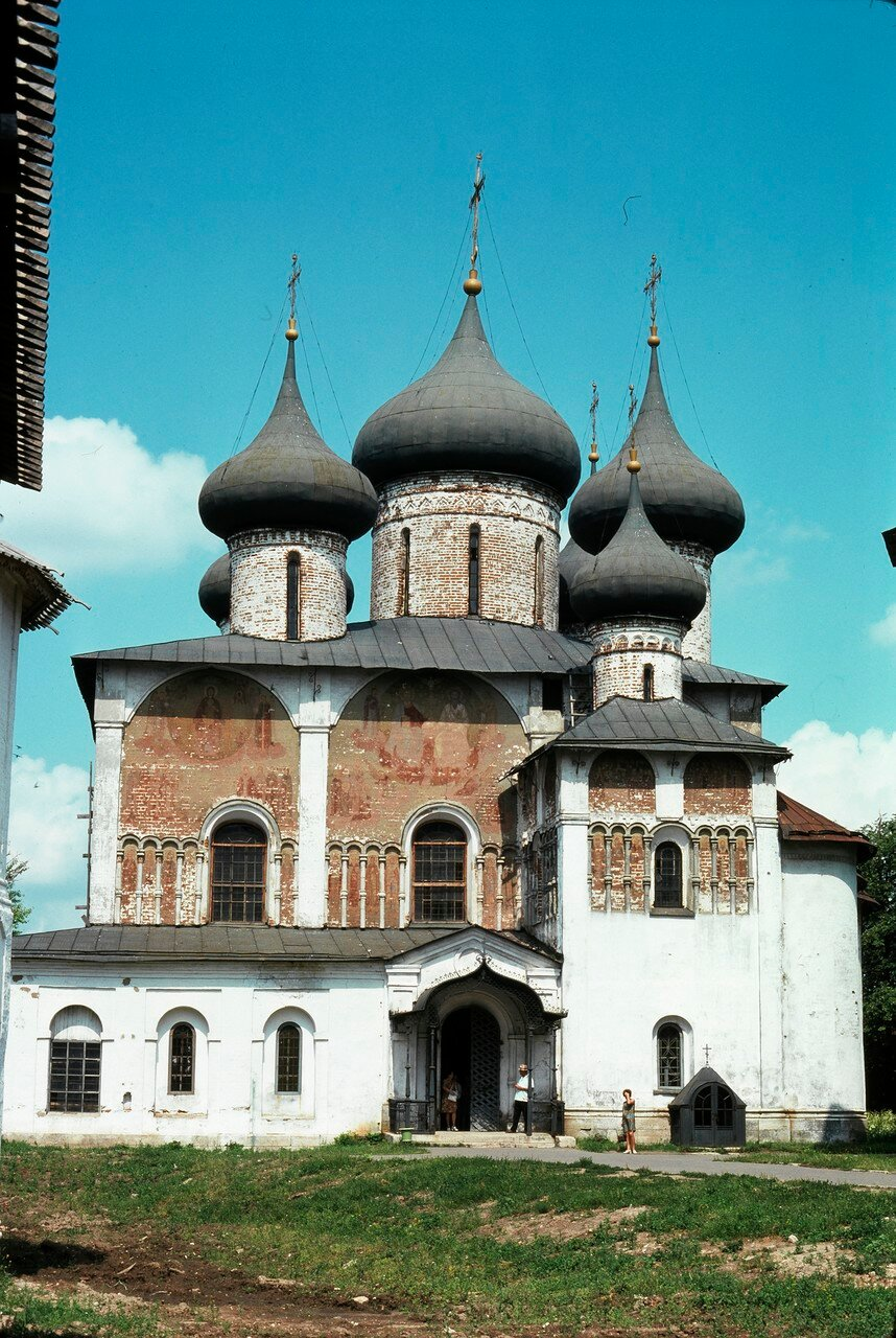 Суздаль. Спасо-Евфимиев монастырь. Спасо-Преображенский собор