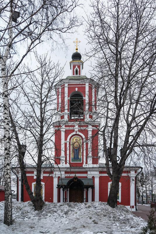 Храм иконы Божией Матери Знамение