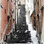 Лестница в Париже