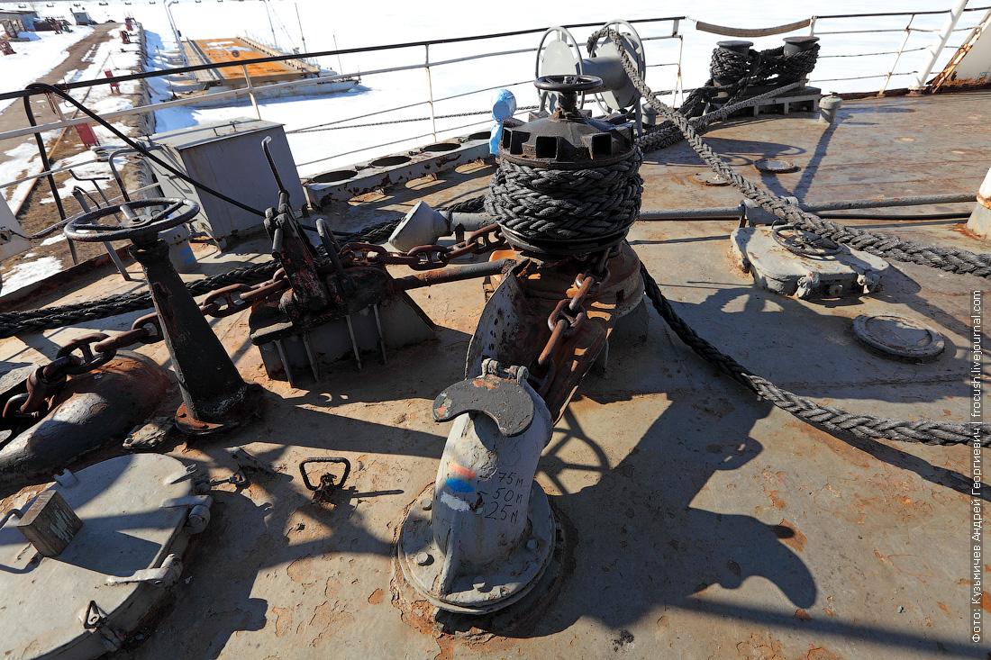 Волгонефть-39 танкер