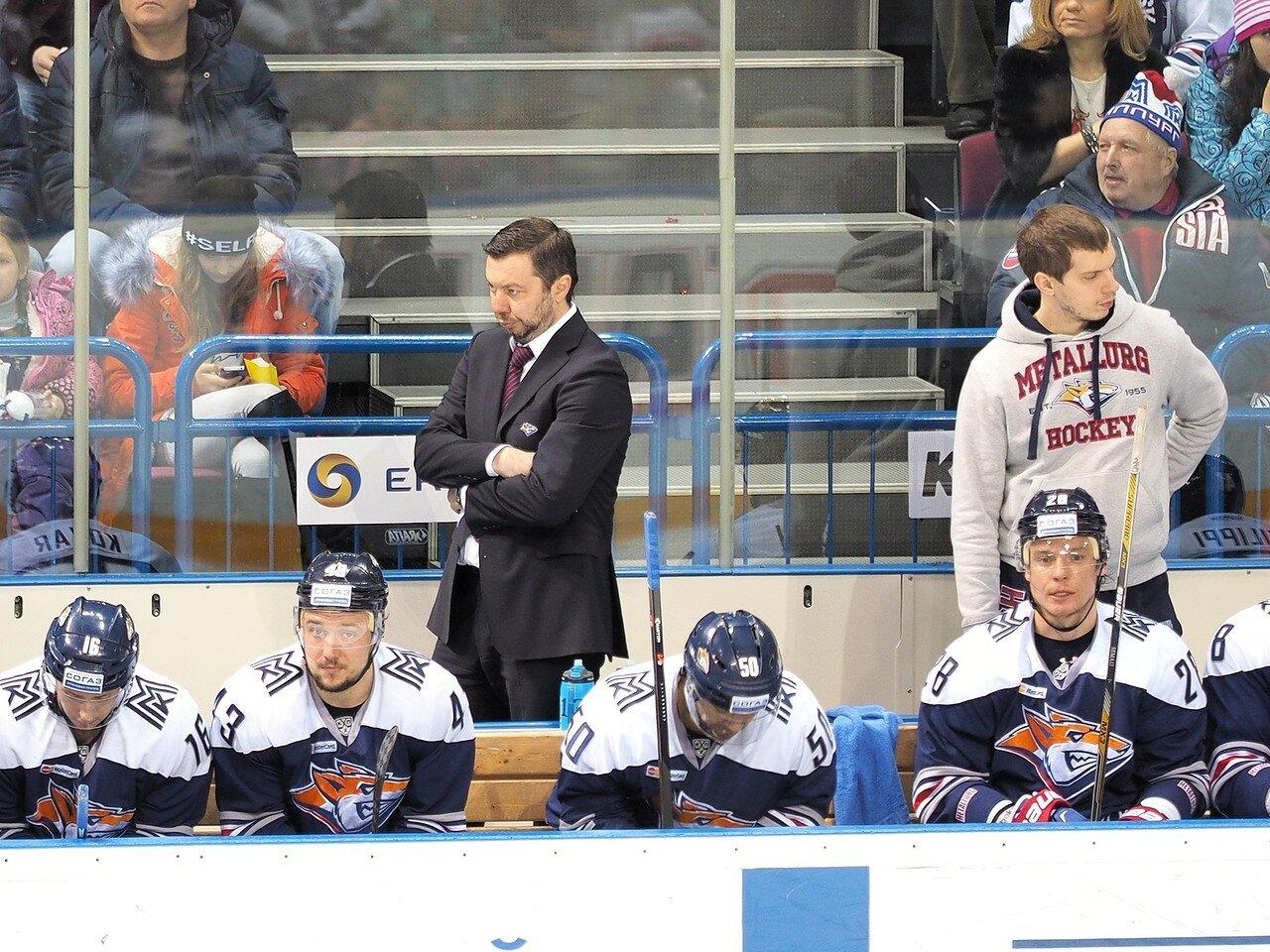 94Восток 1/2 плей-офф Металлург - Сибирь 08.03.2016