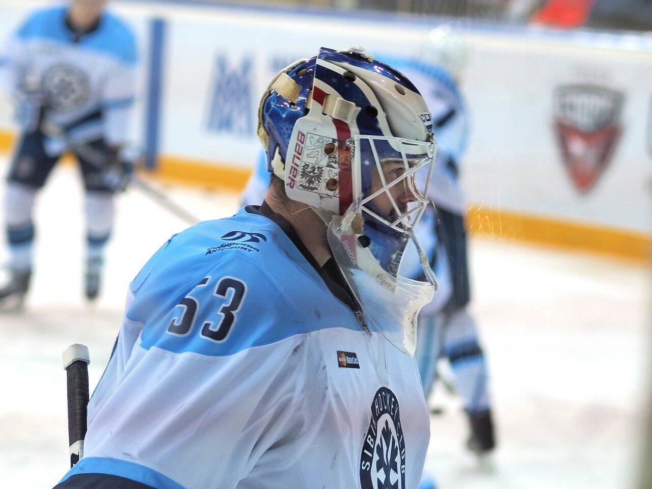 15Плей-офф 2016 Восток 1/2 Металлург - Сибирь 10.03.2016