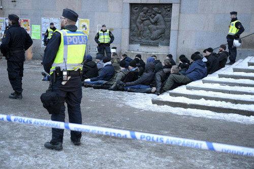 В Швеции был убит мигрант в приюте для беженцев