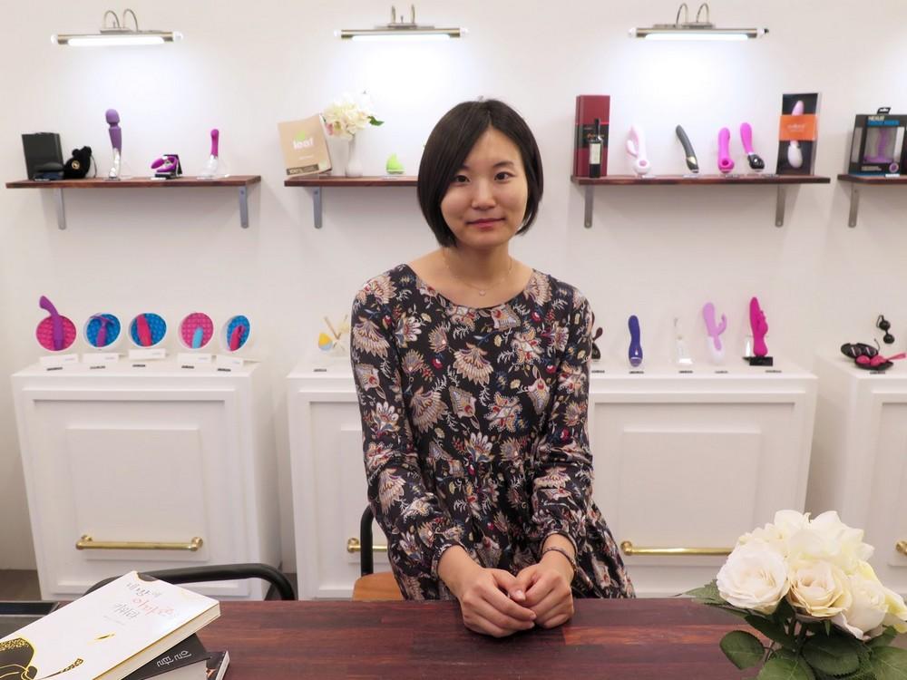 Секс-шоп для женщин в Южной Корее
