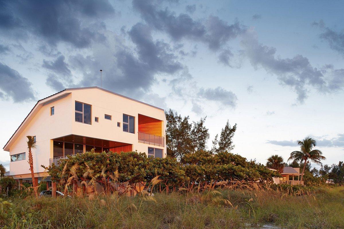 Особняк на берегу Мексиканского залива во Флориде