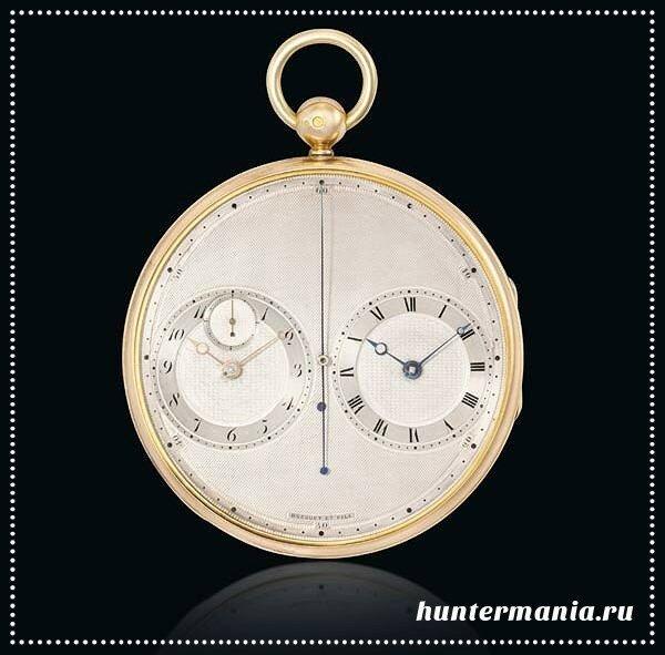 Самые дорогие часы в мире - Paris Precision Stopwatch by Breguet & Fils