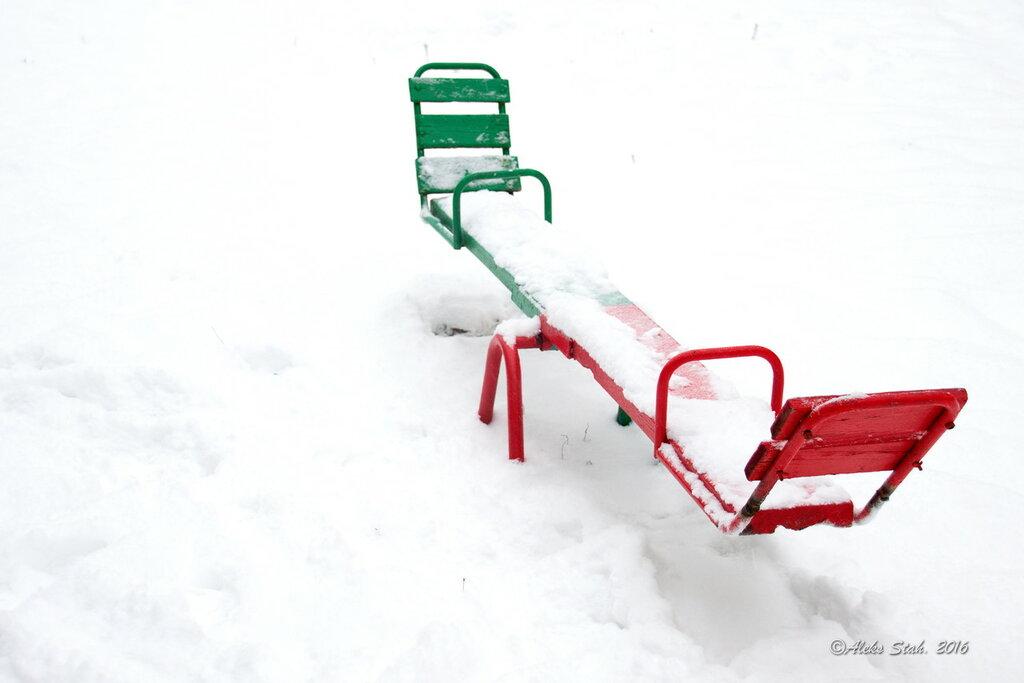 50 оттенков зимы