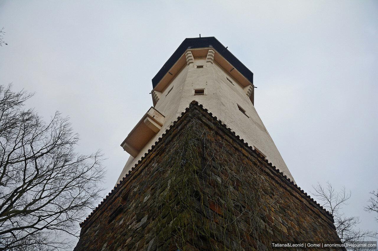 Обзорная башня Дианы. Карловы Вары