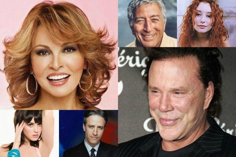Настоящие имена известных людей (фото)