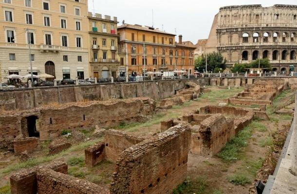 Женщины гладиаторы: самые непристойные развлечения в Древнем Риме