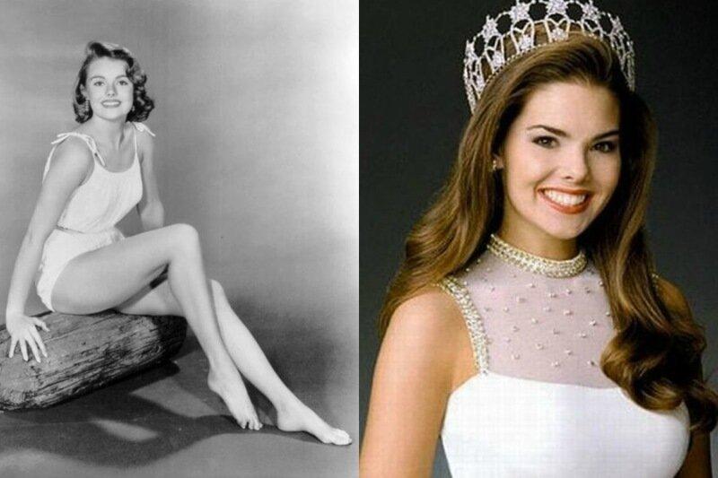 Как меняются вкусы судей конкурсов красоты. 25 последних Мисс США (обновлено)