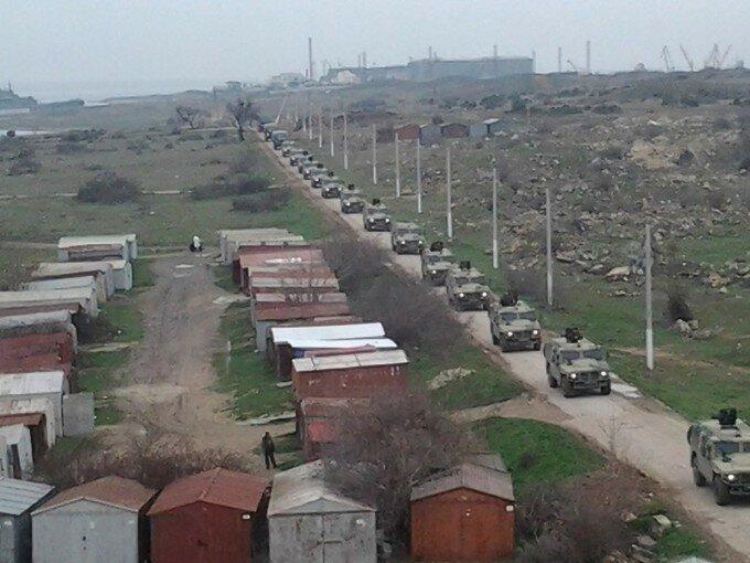 Дипломатів Росії не бентежить зброя в «сепаратистів» на сході України