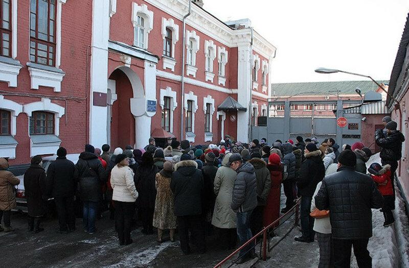 Фото М. Карасёва. 21 февраля 2016 года