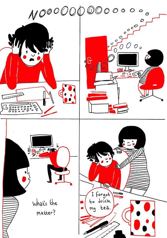 Любовь - когда твоя проблема это проблема второй половинки