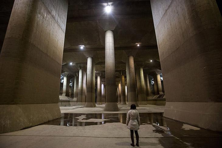 Загадочное и невероятно красивое подземелье (13 фото)