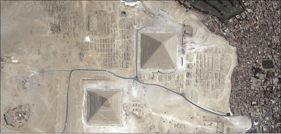 18. Египетские пирамиды.