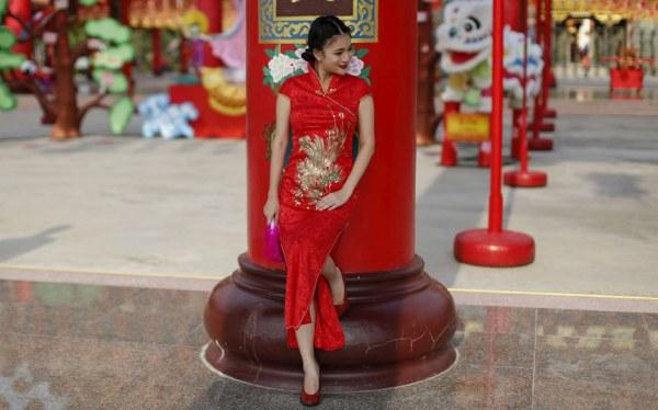 Мир отпраздновал Китайский Новый год