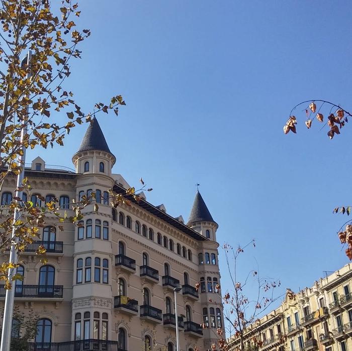 Красивая архитектура Барселоны Instagram фото 14