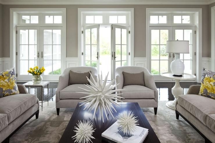 Дизайн интерьера в светлых оттенках фото 21