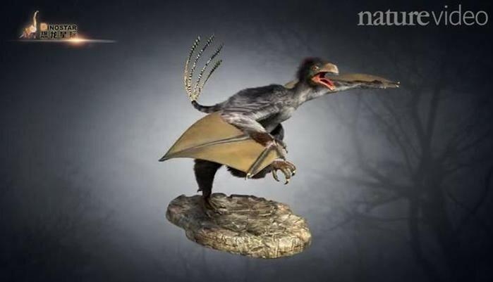 Динозавр бэтмен с самым коротким именем