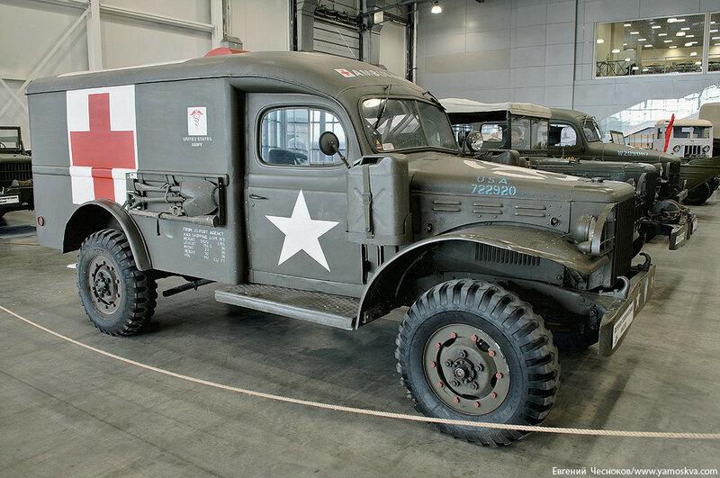 48. Моторы войны. США. Dodge WC54. 18.03.16.01..jpg