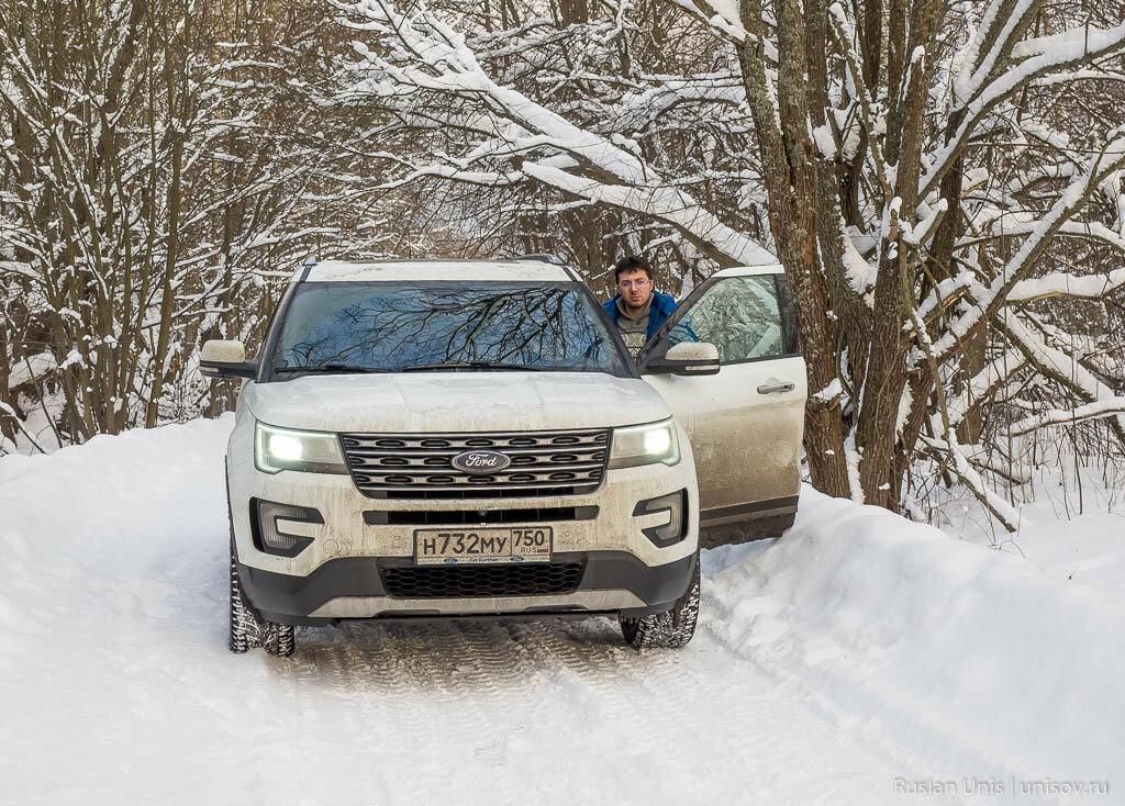 Новый Ford Explorer