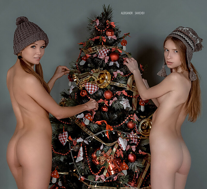 Новый год © Александр Савичев.jpg