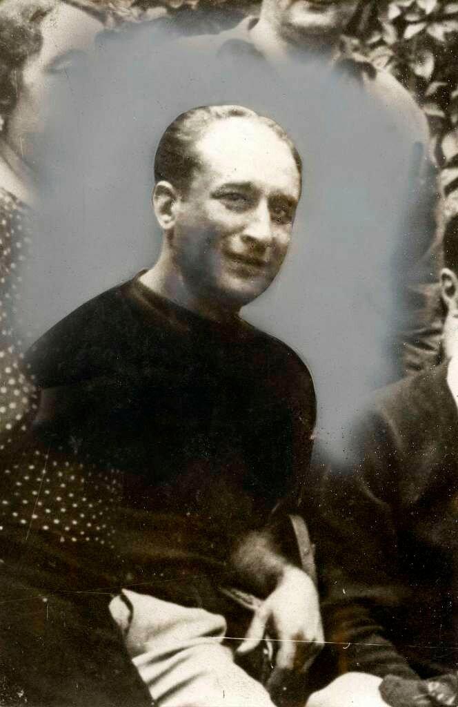 14. Раймон Лесобр, последняя жертва Вайдмана