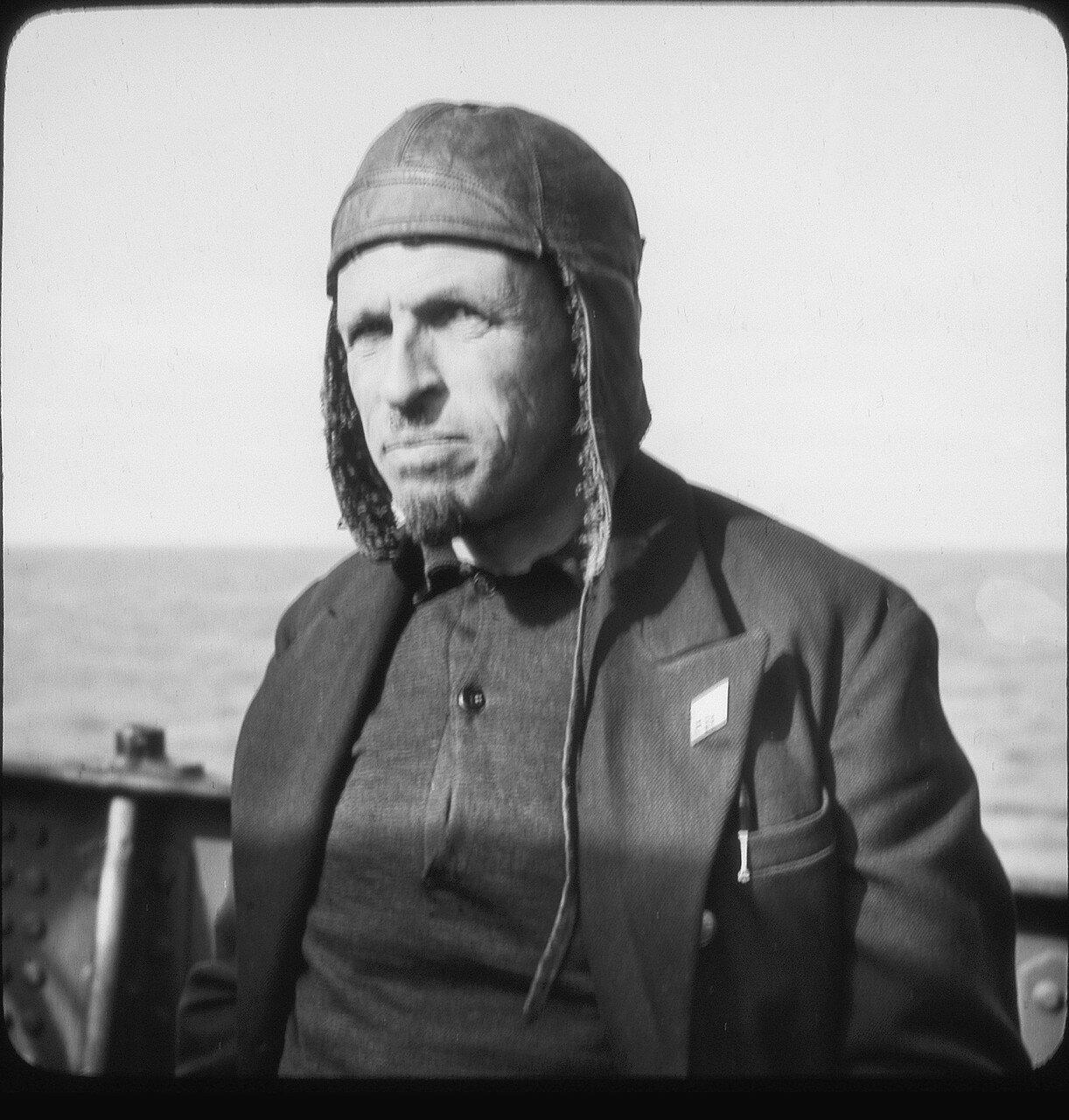1937. Академик Владимир Афанасьевич Обручев