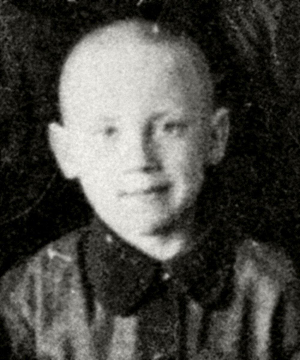 1945. Володя Высоцкий