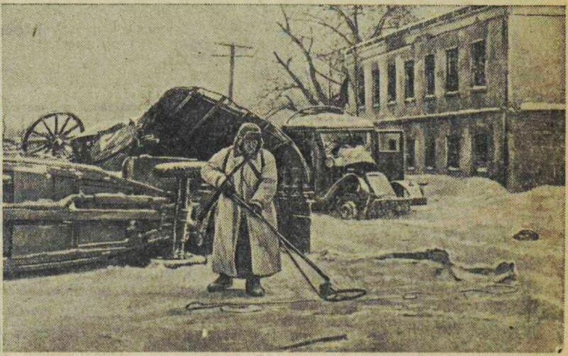 «Известия», 15 января 1942 года, красноармеец ВОВ, Красная Армия, красноармеец 1942