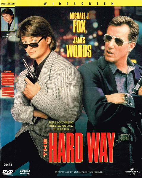 Напролом / The Hard Way (1991/HDRip)