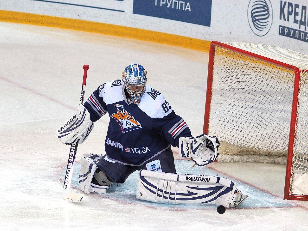 25Восток 1/2 плей-офф Металлург - Сибирь 08.03.2016