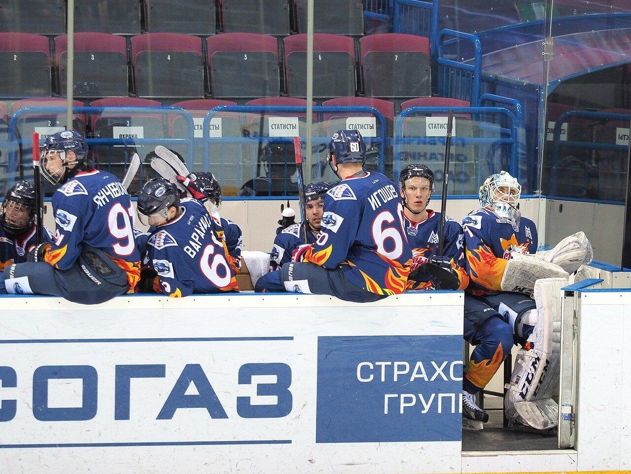 421/8 Плей-офф 2016 МХЛ Стальные Лисы - Кузнецкие Медведи 09.03.2016