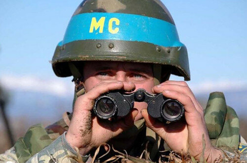 """Молдова давит на """"миротворческую операцию"""""""