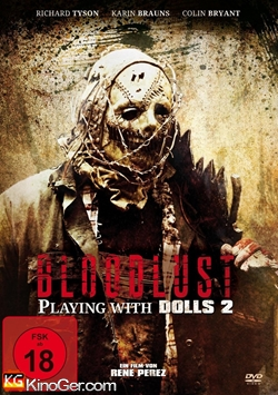 Bloodlust - Playing with Dolls 2 (2016)