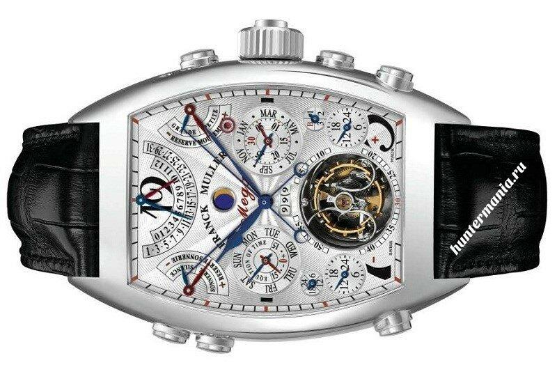 Самые дорогие часы в мире - Franck Muller Aeternitas Mega 4