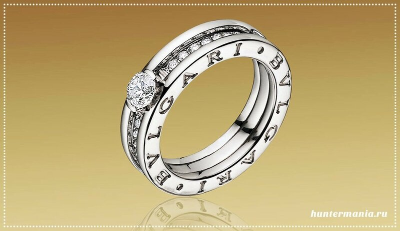 Bvlgari (Булгари) — ювелирные украшения из Италии