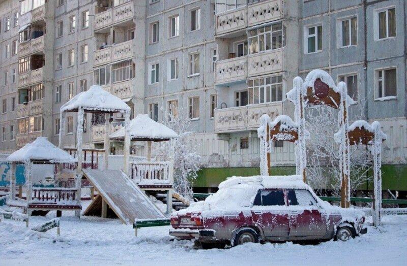 Топ 8 самых холодных городов в мире