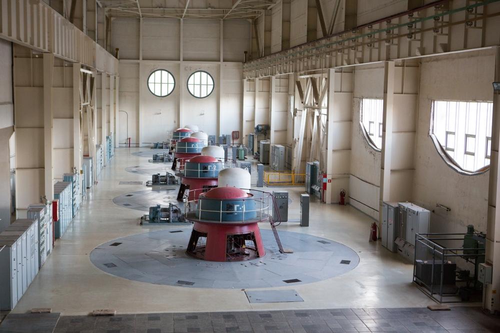 Ну и завершили вояж по Карелии мы на самой мощной карельской ГЭС — Кривопорожской, введенной в 1991