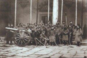 Гвардейская гренадерская артиллерийская бригада