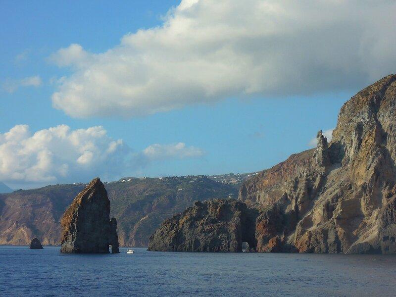 Италия, Липарские острова