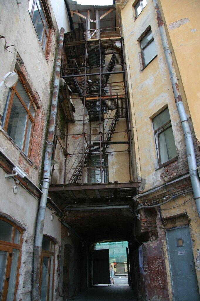 Лестница, Санкт-Петербург