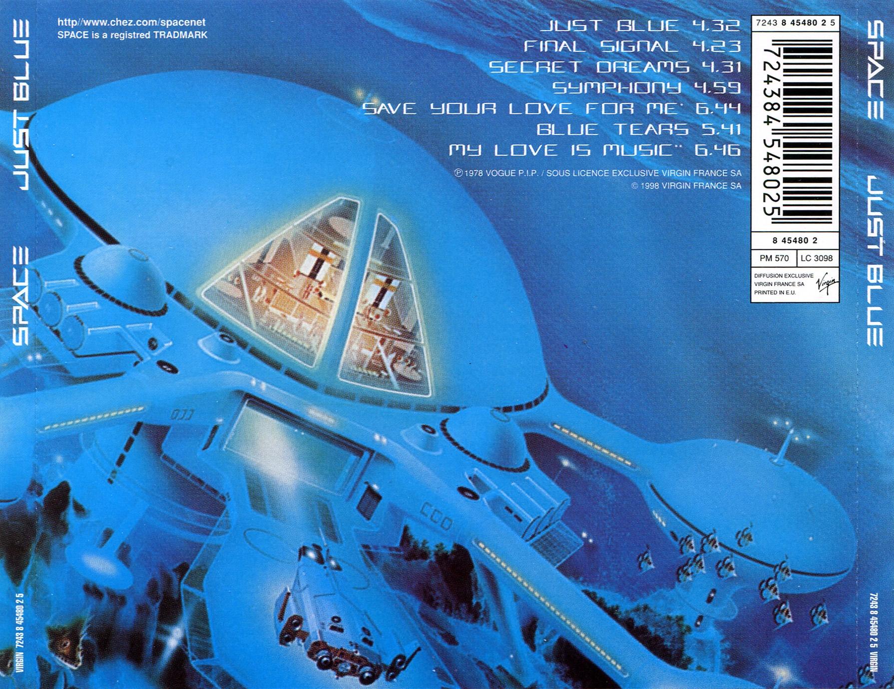 Space just blue mp3 скачать бесплатно