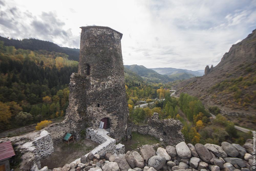 Турция, крепость Шавшат